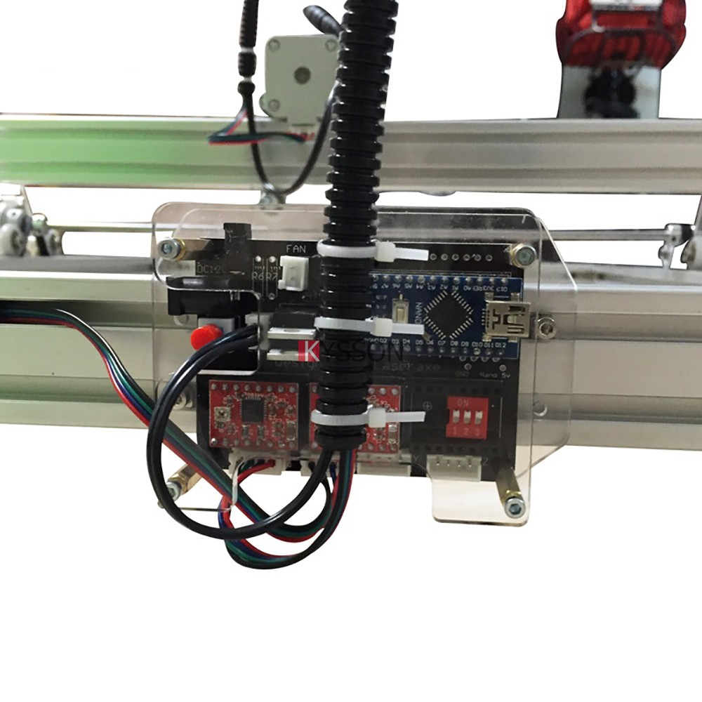 DIY Laser Engraving Machine For Handicraft Laser DIY Laser Kit